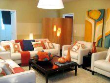 Greseli in armonizarea culorilor dintr-o camera