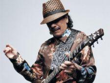 Carlos Santana lanseaza un album instrumental, in luna mai