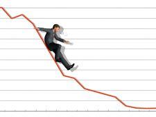 Salariul mediu a scazut cu 8,5% in ianuarie