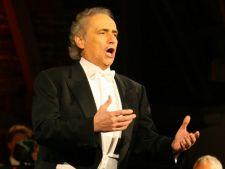Jose Carreras la Bucuresti: S-au epuizat cele mai ieftine bilete