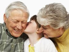 3 beneficii majore pentru copiii care au bunici