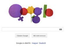 Ziua Internationala a Femeii 2012, aniversata de Google cu un logo special