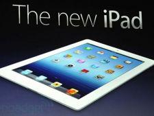 iPad 3 ajunge in Romania pe 23 martie