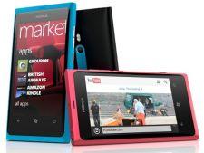 Nokia Lumia 800, update pentru baterie si bass