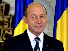 Traian Basescu a promulgat legea violentei in familie