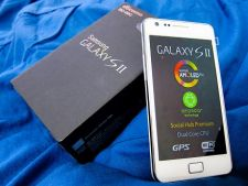 Samsung Galaxy S II primeste update ICS din 10 martie