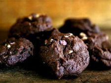 Fursecuri cu ciocolata si menta