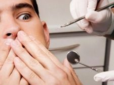 Cum sa invingi teama de dentist