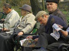 Statistica: Pensia medie a crescut cu 5,4%  in 2011