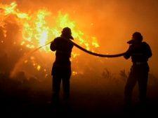 Incendiu la Complexul Floreasca din Bucuresti