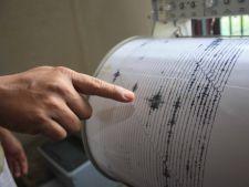 Cutremure de magnitudini mici in Vrancea si Balcani