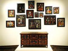 Expozitie de icoane traditionale la Muzeul Taranului Roman