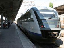 Se reia circulatia trenurilor pe ruta Gara de Nord-Aeroportul Otopeni