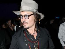 Johnny Depp si Asley Olsen, cel mai nou cuplu de la Hollywood?