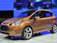 Afla preturile noului Ford B-Max