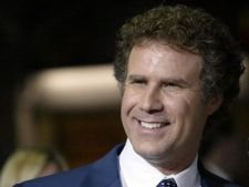 Will Ferrell, tatic grijuliu in Crazy U