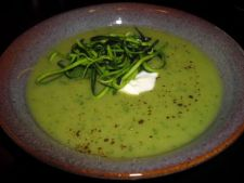 Supa crema de zucchini