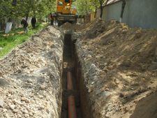 Statistica: 57% dintre locuintele romanilor sunt racordate la reteaua de canalizare
