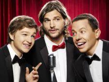 Ashton Kutcher, negocieri pentru inca doua sezoane din
