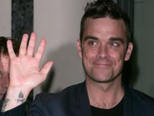 Robbie Williams, tatic pentru prima data
