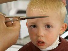 Prima tunsoare a copilului, de ce trebuie sa tii cont?