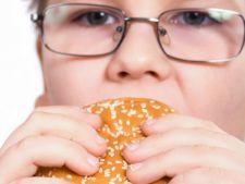 40% din copiii romani sunt supraponderali