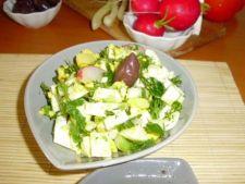 Salata de oua primavaratica