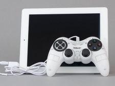 Apple lucreaza la un game controller pentru iPad