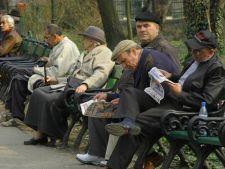Pensiile vor fi achitate cu 3 zile mai devreme in luna aprilie