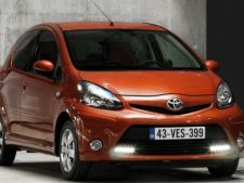 Toyota Aygo Facelift s-a lansat in Romania. Afla cat costa!