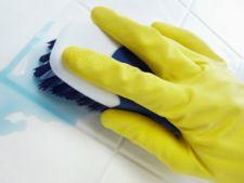 Cum sa cureti cele mai murdare 10 locuri din casa