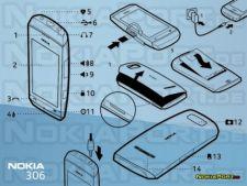 Nokia 306, un nou telefon Series 40?