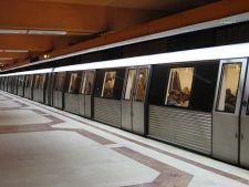 Metroul va circula de Paste dupa un program special