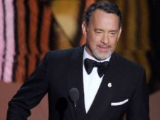 Tom Hanks, in rolul lui Walt Disney