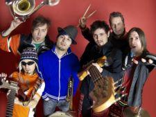 Trupa Zdob Si Zdup, concert la Istanbul