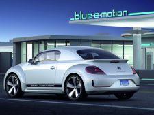 Volkswagen prezinta la Beijing conceptul Beetle Convertible