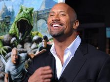 Dwayne Johnson, in distributia