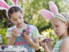 Invata copilul traditii si obiceiuri de Paste!