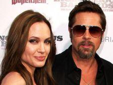 Brad Pitt si Angelina Jolie se muta in Anglia. Afla de ce!