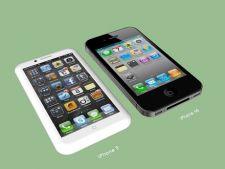iPhone 5, ecran mai mare pe un telefon cu aceeasi dimensiune?