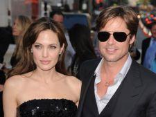 Angelina Jolie si Brad Pitt, impreuna intr-un nou film