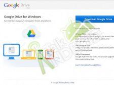 Google Drive, serviciu cloud cu 5GB spatiu gratuit?