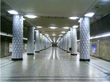 Muzeu in incinta statiei de metrou Politehnica
