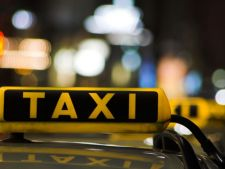 Taximetristii ies din nou in strada
