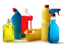 Cum sa identifici produsele de curatare toxice