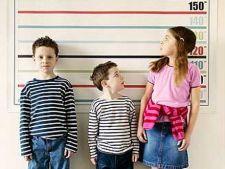 6 factori care influenteaza inaltimea copilului tau