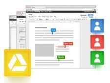 Google Drive, lansat oficial cu 5GB spatiu de stocare gratuit