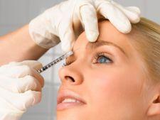 Efecte secundare ale injectiilor cu botox