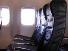 Un nou sondaj a dezvaluit care este cel mai solicitat loc in avion de catre pasageri
