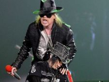 Guns 'N Roses promite un recital de peste doua ore la Rock The City 2012